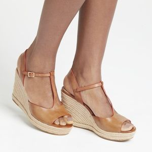 Boden Carrie Espadrille Wedges